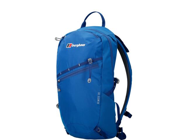 b5d417315e3 Berghaus Remote 20 rugzak blauw l Online bij outdoor shop campz.nl